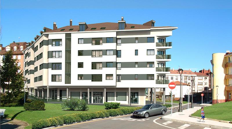 Edificios de viviendas MZG